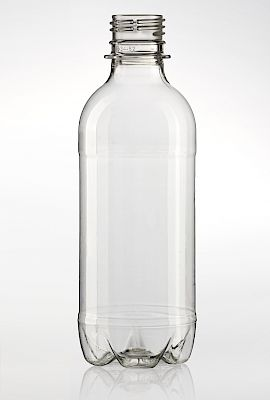 330 ml, plastic bottle Plastic bottles - Bevpak