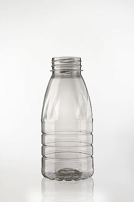 Juice bottle 330 ml Plastic bottles - Bevpak